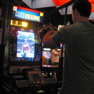 Boxing Arena game rental