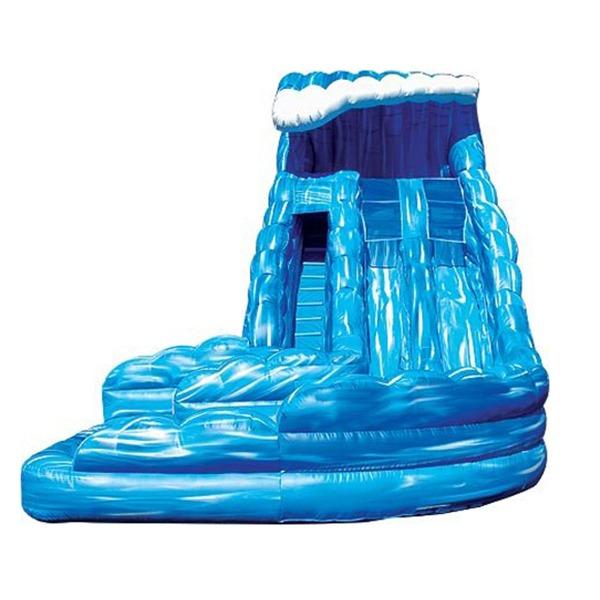Monster water slide
