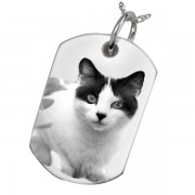photo laser pet jewelry
