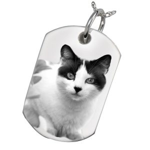 photo laser pet jewelry