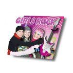 Girls Rock 3-d photos