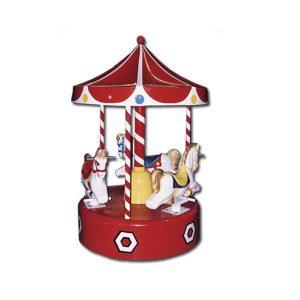 3 Horse Carousel rentals