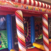 3-in-1 Inflatable Carnival Game Rental on Long Island NY