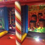 Inflatable 3 in 1 Carnival Game Rentals by NY Party Works