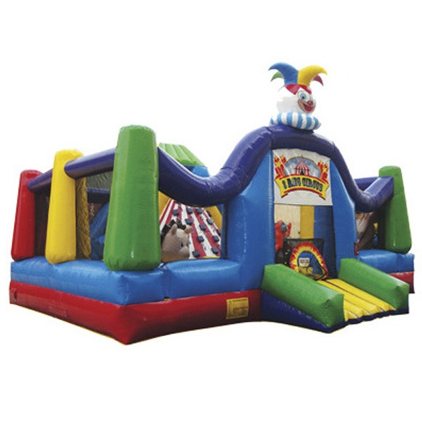 3 ring blow up rental