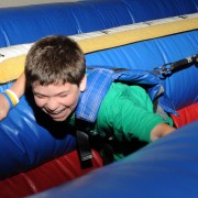 Inflatable Bungee Rental For Kids by NY Party Works
