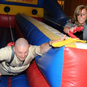 Inflatable Bungee Rentals for Adults by NY Party Works