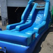 NY Party Works Wet and Wild Slide on Long Island