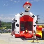 Dalmation Bouncer