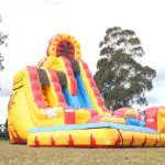 Fire and Ice Inflatable Rental by NY Party Works