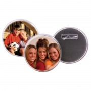 buttons customized with photos