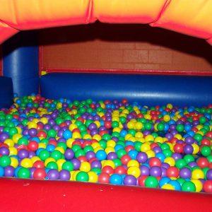 ball pond entertainment