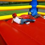bouncy boxing rental