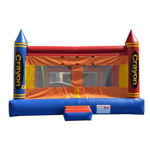 Crayon Bounce Rental