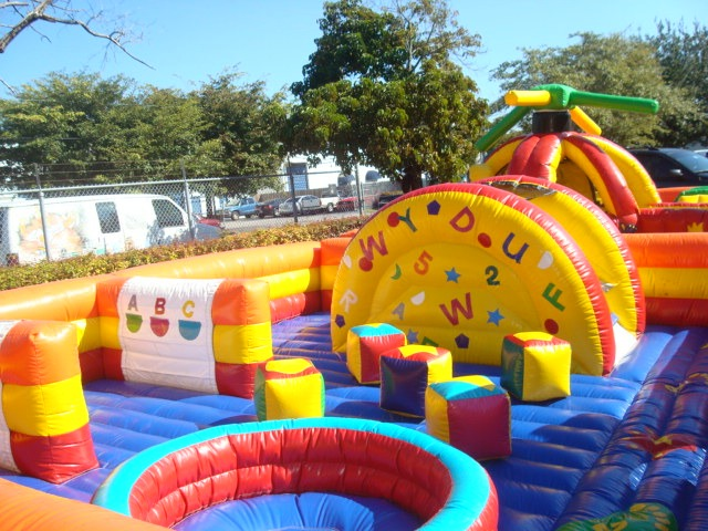 party inflatable rentals