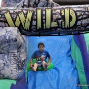 wild rapids slide rental