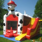 Dalmation 5 in 1 combo bouncer