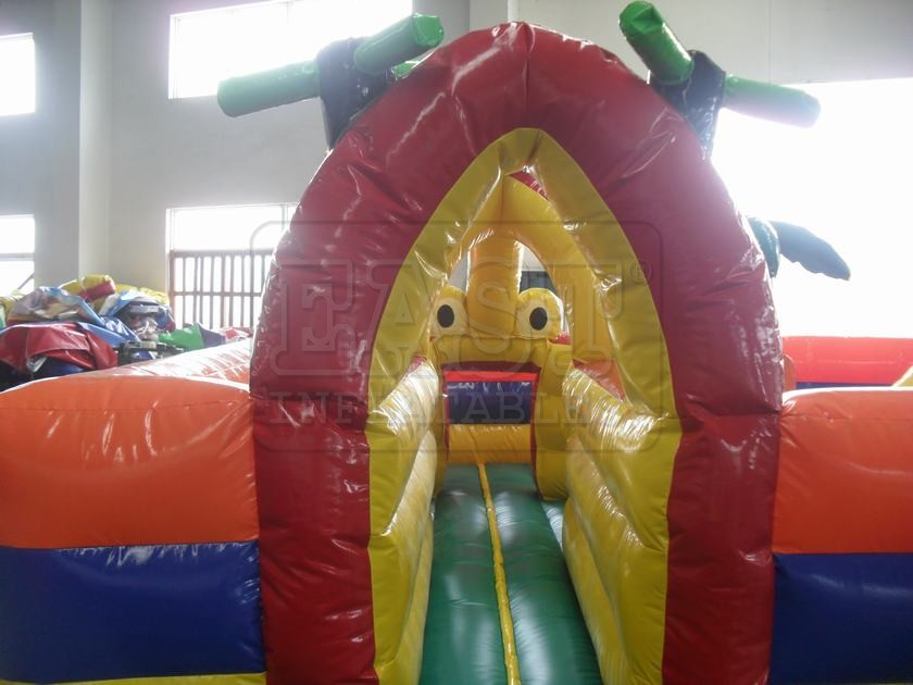 The Play center blow up