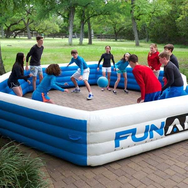 Gaga ball pit rental