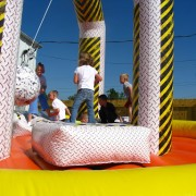 wrecking ball inflatable rental