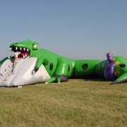 Inflatable_Michigan_t-rex_tyrone_maze_combo_party_rental_3
