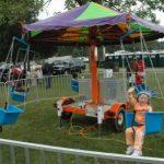 lil swing ride