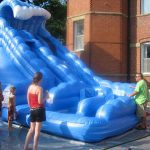 Monster Wave water slide