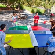 Poly pong
