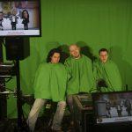 Green screen fun
