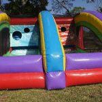QB Blitz inflatable