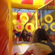 rapid fire party rental