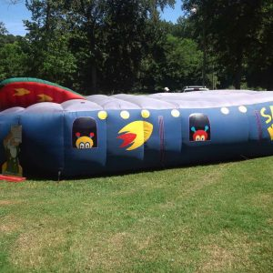 space maze party rental