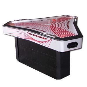 Three Sided Air Hockey