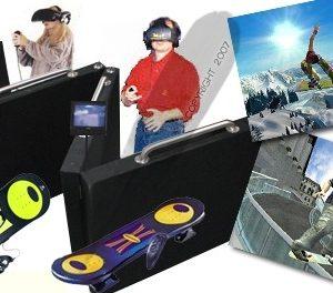 Virtual Snowboarding