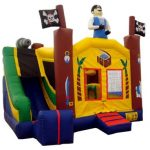 pirate funhouse blowup