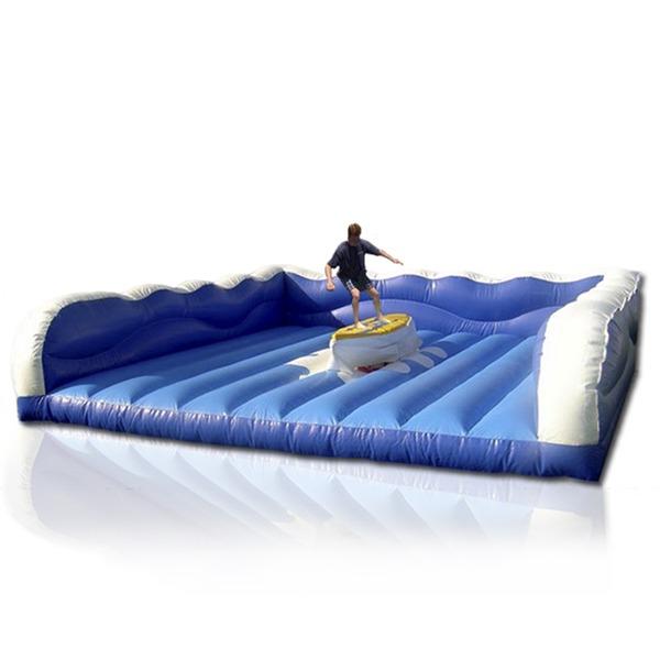 mechanical surfing