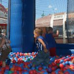 ball pond bounce rental