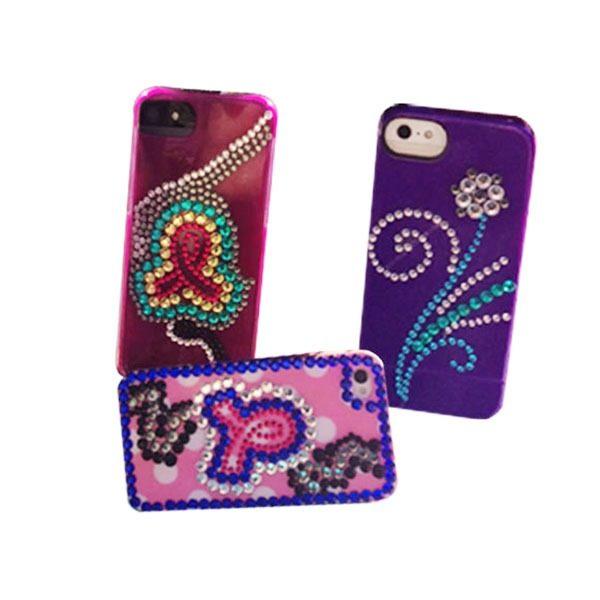 custom cellphone case jewelry