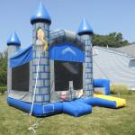 Blue Castle Funhouse