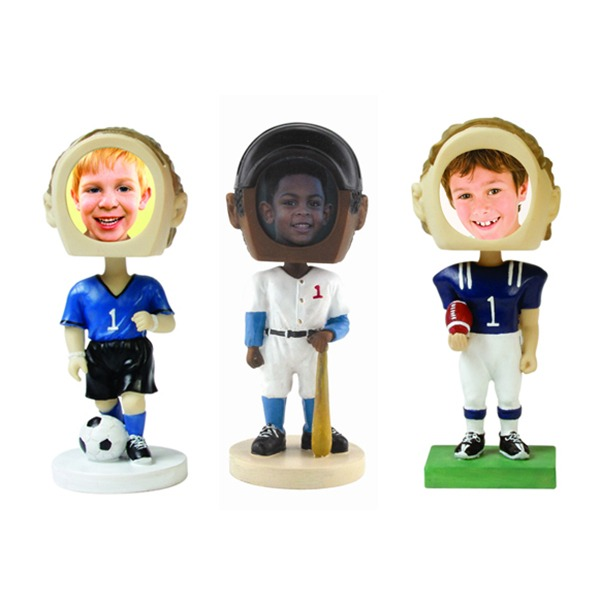 Photo illusions bobble heads