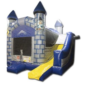 castle funhouse rental