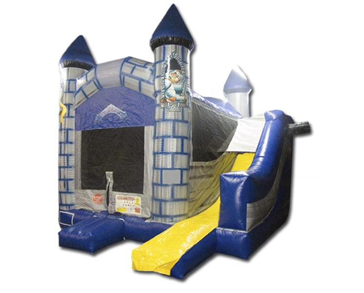 castle funhouse rental