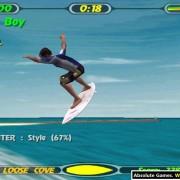 VR Surfing Simulator