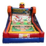 chucklin chickens game rental