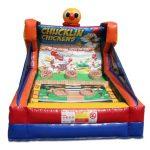 chucklin chickens game rental