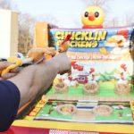 chuckling chicken aim
