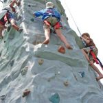 climbing rules 25ft rock wall