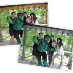 color blast custom photos