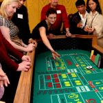 full size craps table