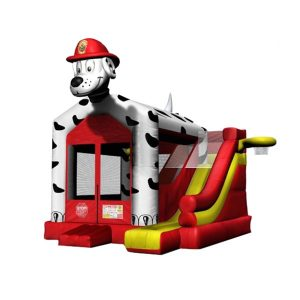 Dalmation bouncer rental